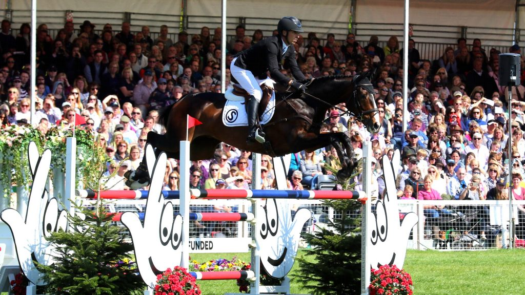 Badminton Show Jumping 7th May