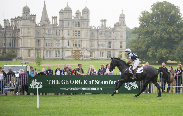 Burghley!  30th August