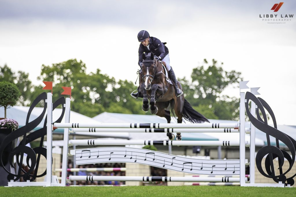 Burghley Showjumping September 3rd.