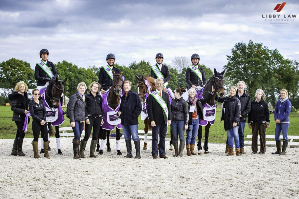 Boekelo Show Jumping 8th October Double FEI win for Tim!!