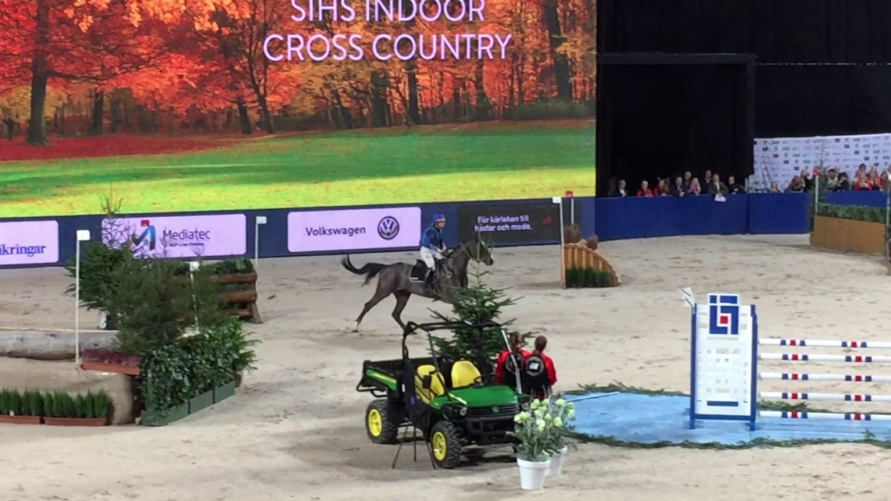 Sweden International Horse Show November 30th