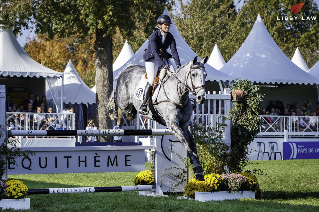 Le Lion d'Angers Showjumping
