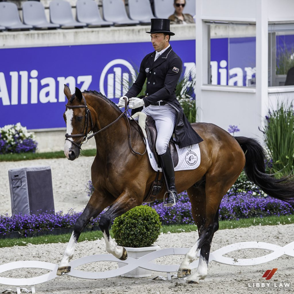 Aachen Dressage and Showjumping