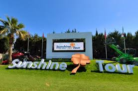 The Sunshine Tour...first weekend