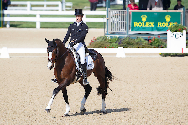 Haras du Pin CCIO4*S Dressage (Thursday)