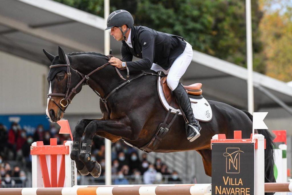 Pau Show Jumping