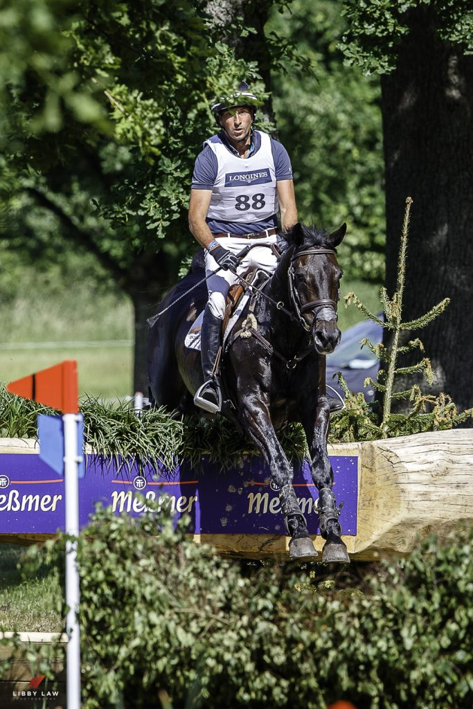 Luhmuhlen 4S Show Jumping