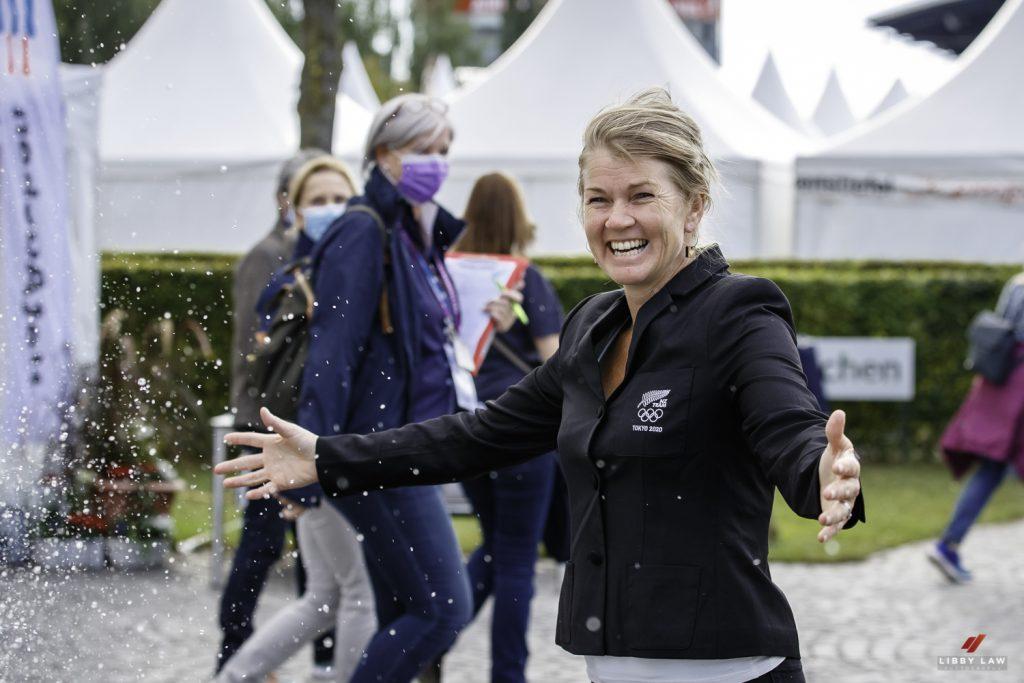 Aachen Dressage and Showjumping